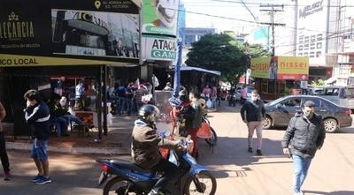 HOY / Cuarentena territorial: Gobierno evalúa aplicar aislamiento por zonas