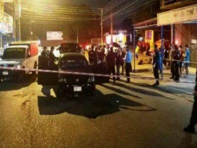 """Padre del niño baleado evitó barrera por no tener la """"cédula verde"""" de su vehículo"""
