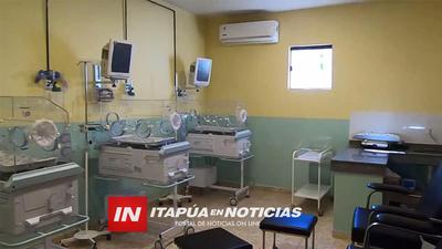 DESTACAN CRECIMIENTO CONTÍNUO DEL HOSPITAL DE CNEL. BOGADO