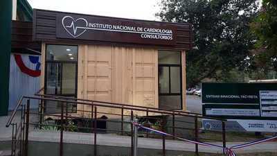 Hospital San Jorge inaugura renovado bloque de consultorios