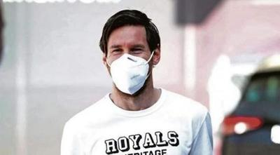 """""""El fútbol no volverá a ser igual"""", dice Messi – Prensa 5"""