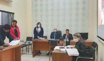 El próximo jueves proseguirá  juicio a exfuncionario judicial – Diario TNPRESS