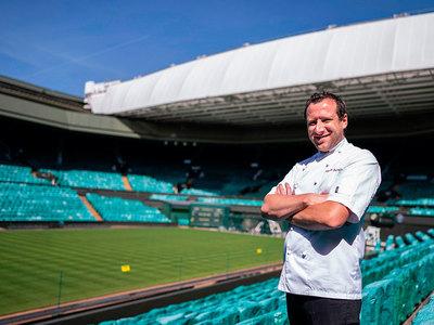 Wimbledon elabora doscientas comidas al día para los más necesitados