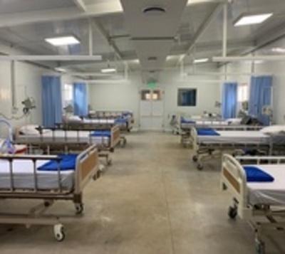 Dos pacientes en terapia por covid-19 en Ineram