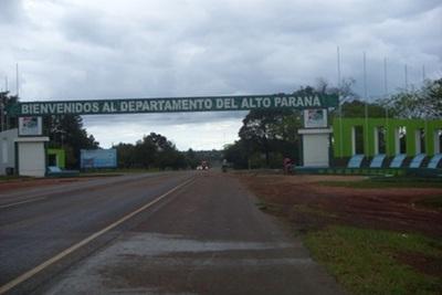 Eventual cuarentena total en Alto Paraná por relajo de medidas