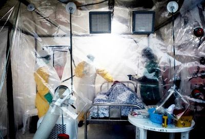 Declaran un nuevo brote de ébola en el noroeste de la RD del Congo