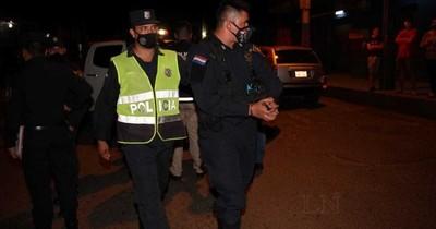 """Trasladan a policías """"gatillo fácil"""" para audiencia de imposición de medidas"""