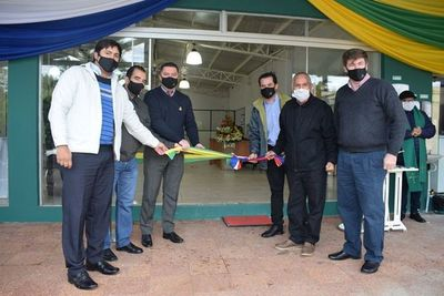 Santa Rosa; La Coopersanjuba ya se instaló en su nuevo local