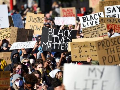 Donald Trump exige mano dura contra manifestantes