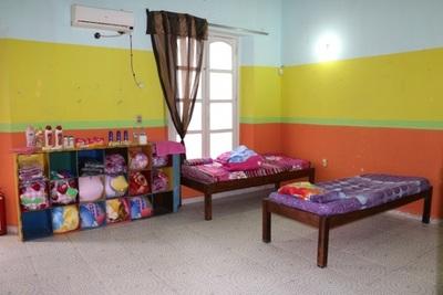Ante bajas temperaturas habilitan refugio para niños, niñas y adolescentes
