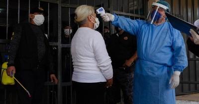 Sistema penitenciario registró cerca de 400 visitantes