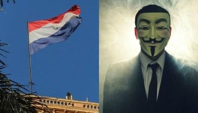 Los secretos que Anonymous tendría de Paraguay
