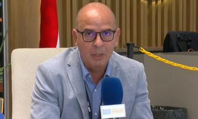 Pablo Silva, en contacto con Tigo Sports Noticias