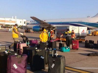 Covid-19: 236 paraguayos de todo el mundo retornan en vuelo humanitario