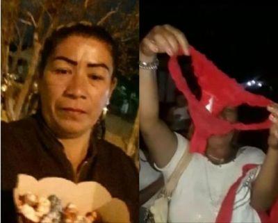 Tras discusión con concejal municipal atacan a Maura González en grupos de WhatsApp