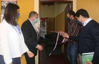 Habilitan oficina de Secretaría de la Juventud en la Gobernación de Santaní