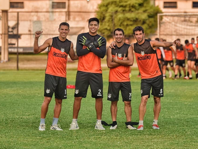 Diego Doldán se refiere a la situación de los jugadores de Gral. Díaz
