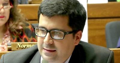 Proponen a Sebastián Villarejo para presidir la Cámara de Diputados