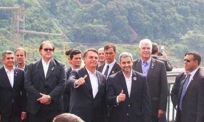 Bolsonaro anuncia que donará 50 respiradores a Paraguay