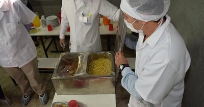 Gobernación de Central entregó kits alimentarios