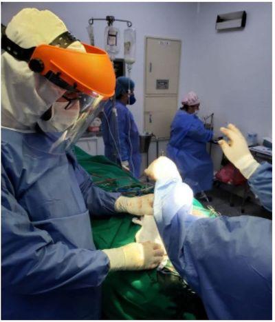 Realizan segunda neurocirugía en el Hospital Regional de PJC