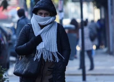 Martes frío a fresco y soleado, pronostica Meteorología