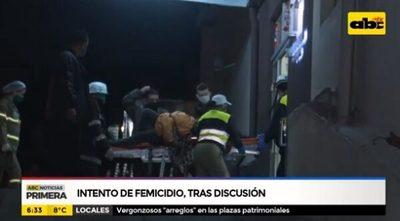 Mujer es víctima de intento de feminicidio en San Lorenzo
