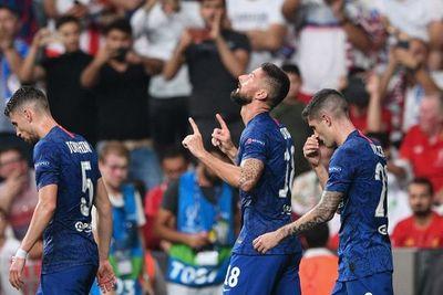 Giroud se quedó en el Chelsea por el coronavirus