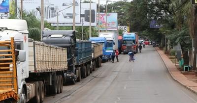 Entre 300 y 500 camioneros se someterán a test de COVID-19 por día