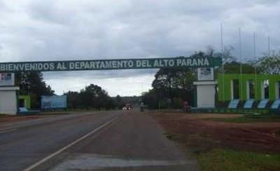 Solo en mayo hubo 33 casos comunitarios de Covid en Alto Paraná