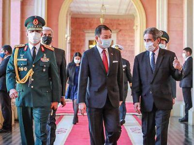 Embajador de Taiwán anuncia apoyo y cooperación con Paraguay