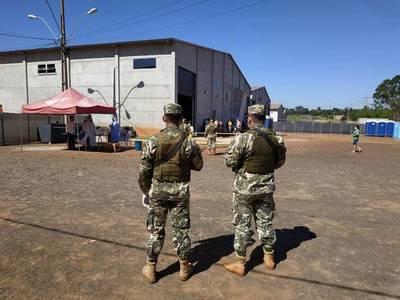Fiscalía espera informes de Salud y Fuerzas Armadas para imputar a militar que provocó brote de contagio en Paraguarí