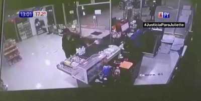 Alto Paraná: Violento asalto en estación de servicios