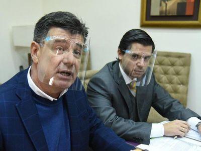 Jueza devuelve a Fiscalía imputación contra Efraín Alegre por no reunir requisitos legales