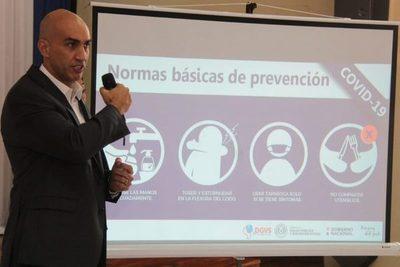 Paraguay supera la barrera de los 1.000 contagiados