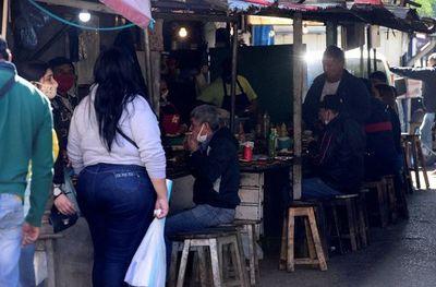 Restaurantes afirman que sus ventas por delivery caen un 50%