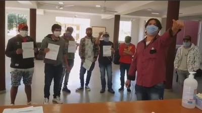 Reportan nueve recuperados en albergue de Coronel Oviedo – Prensa 5