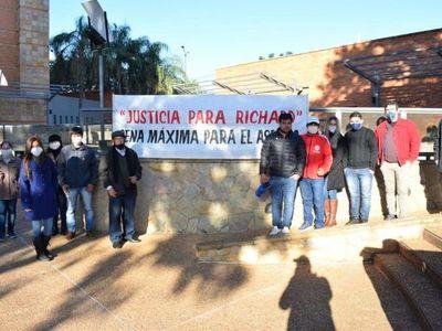 Se inició juicio oral por el crimen de funcionario de Copaco en Villarrica