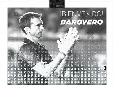 El argentino Marcelo Barovero, anunciado en su nuevo club