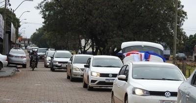"Prohibición de transacción comercial sobre el ""alambrado"" deriva en manifestación"