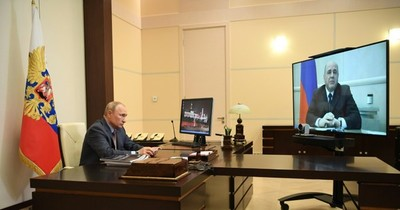 Tras la crisis del coronavirus, Putin se concentra en su referéndum