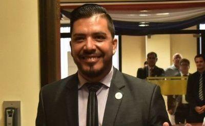 El diputado Carlos Portillo es beneficiado con libertad ambulatoria