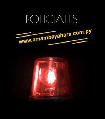 Informe Policial de Amambay