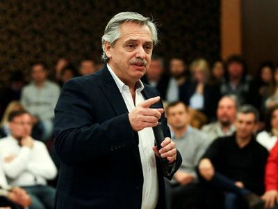 Alberto Fernández dice que protestas en EEUU son resultado de la desigualdad