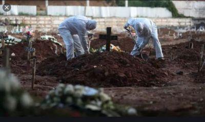 Brasil: Un total de 31.199 muertos por coronavirus, tras sumar un nuevo récord de 1.262 fallecidos registrados en 24 horas