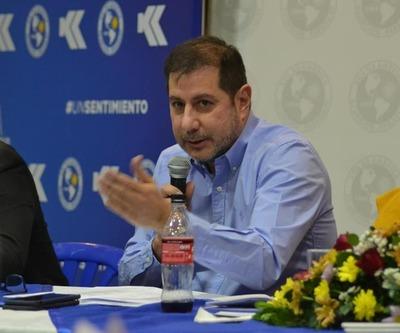 """Miguel Figueredo: """"No tenemos la culpa de las deudas de otros clubes"""""""