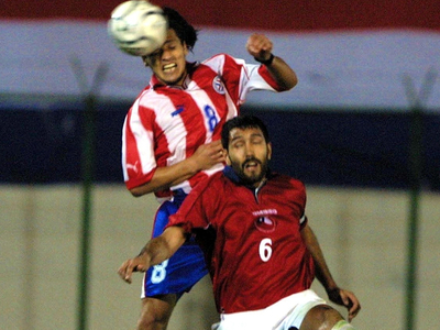 Paraguay 1- 0 Chile