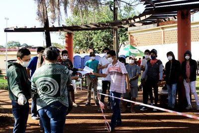 48 casos de coronavirus en un mes en A. Paraná
