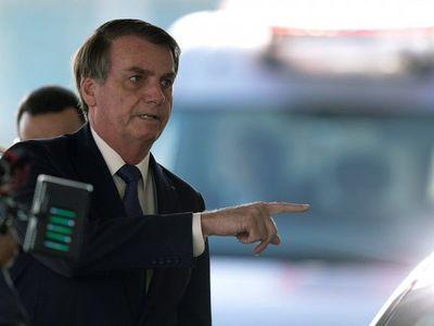 Covid-19: Bolsonaro dice que la muerte es destino de todos