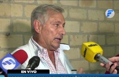 Gustavo Masi renuncia como director de Infraestructura del IPS · Radio Monumental 1080 AM